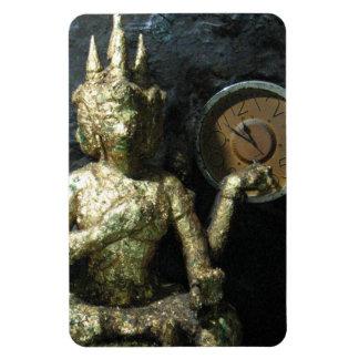 Buddha Time ... Thailand Magnet
