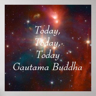 Buddha Today Print