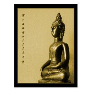 Buddha Tranquillity Postcard