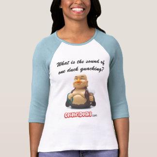 Buddha Tshirts by CelebriDucks.com