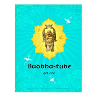 Buddha-tude (Postcard)