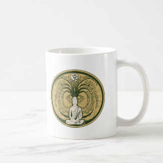 Buddha Under the Bodhi Tree Coffee Mug