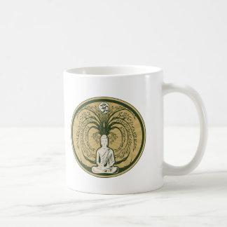 Buddha Under the Bodhi Tree Coffee Mug