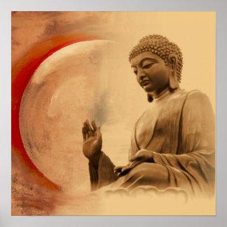 Buddha V Poster