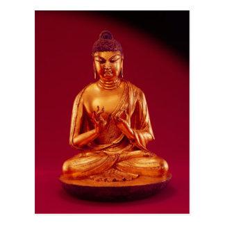 Buddha Vairocana , Tang dynasty Post Card