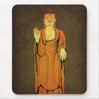 Buddha Vitarka Mudra Mouse Pad