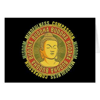 Buddha Wisdom Card