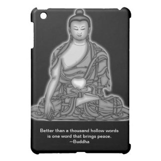 Buddha Wisdom iPad Mini Cover
