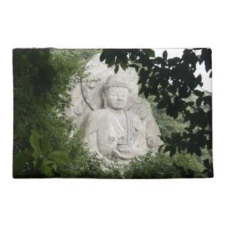 Buddha Worship Travel Accessory Bags
