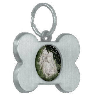 Buddha Worship Pet Tags