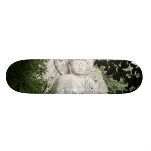 Buddha Worship Skateboard