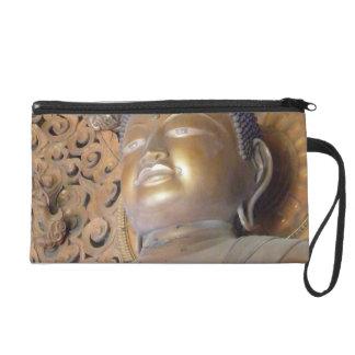 Buddha Wristlet Clutch