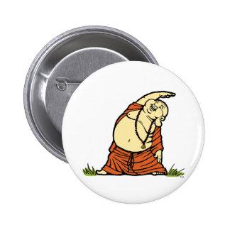 Buddha Yoga Stretch Button