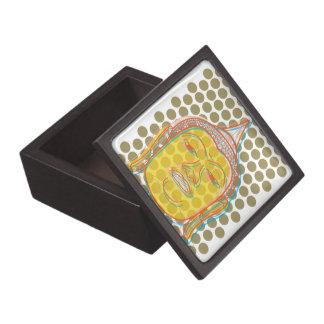 Buddha Zen Modern Pop Dots Premium Gift Box
