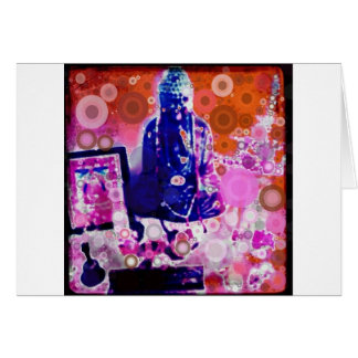 Buddhafy products for home and life greeting cards