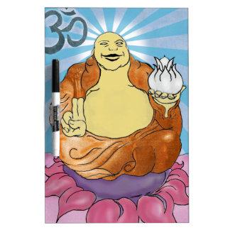 Buddhalicious by TEO Dry Erase Board