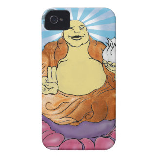 Buddhalicious by TEO iPhone 4 Case
