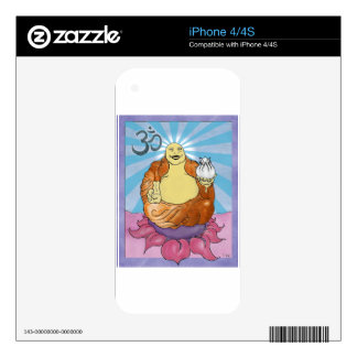 Buddhalicious by TEO iPhone 4 Skins