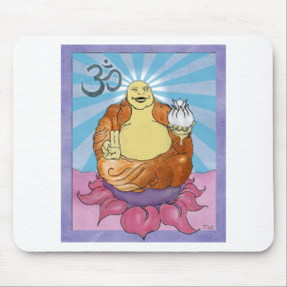 Buddhalicious by TEO Mouse Pad
