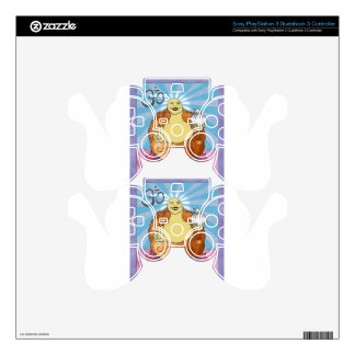 Buddhalicious by TEO PS3 Controller Skin