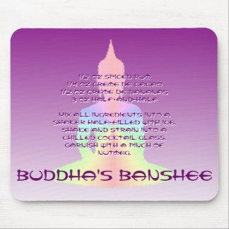 Buddha's Banshee Drink Recipe Mouse Pad