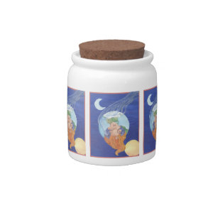 Buddha's Better World Candy Jar