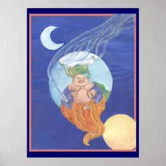 Buddha's Better World Poster