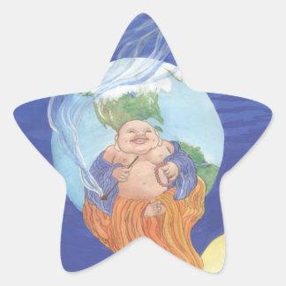 Buddha's Better World Stickers
