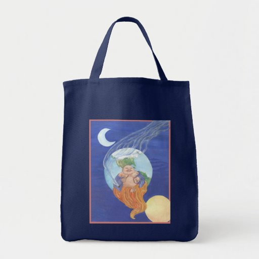 Buddha's Better World Tote Bags