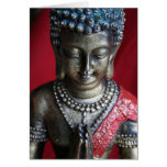 Buddha's Blessing Greeting Cards