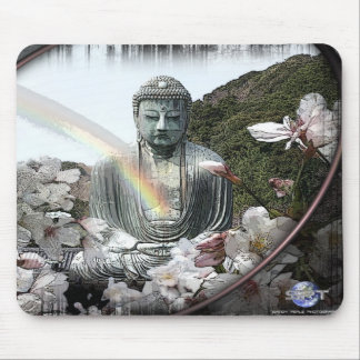 BUDDHAS DREAM MOUSE PAD
