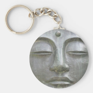 Buddha's Face Keychain