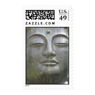 Buddha's Face Postage