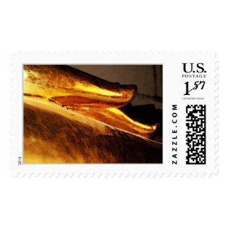 Buddhas hand postage stamp