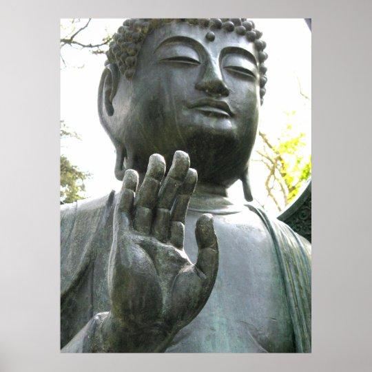 Buddha's Palm Poster