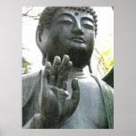 Buddha's Palm Print