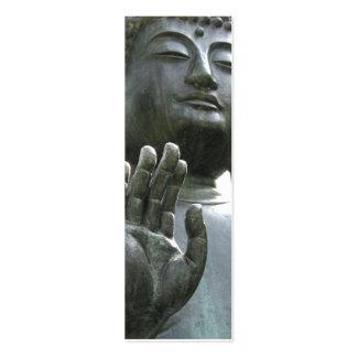 Buddha's Palm Profile Card Business Card Templates