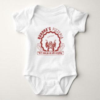 Buddha's Pizzeria Baby Bodysuit