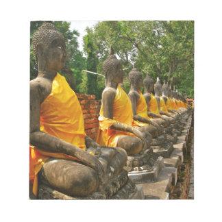 Buddhas tailandés blocs