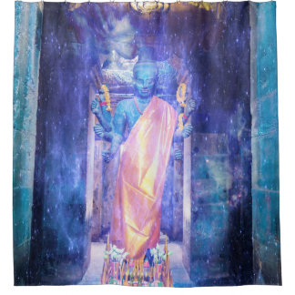 Buddha Shower Curtains | Zazzle