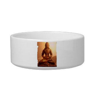 Buddhism Bowl Cat Bowl