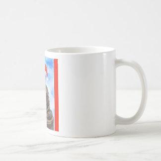 Buddhism - Buddha - Merry Christmas Hat Coffee Mug