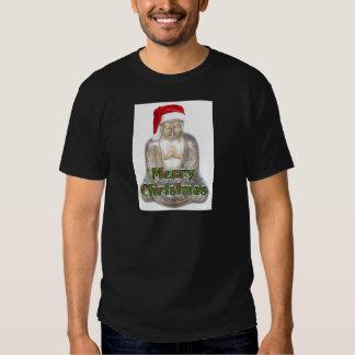 Buddhism - Buddha - Merry Christmas Hat T-shirt