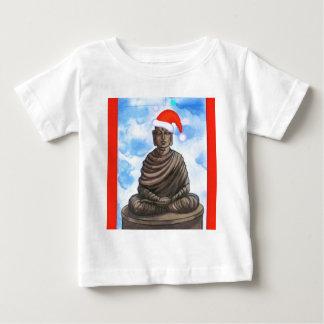 Buddhism - Buddha - Merry Christmas Hat Tee Shirt