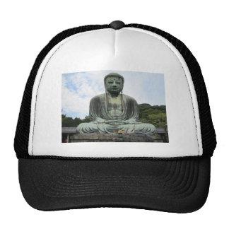 Buddhism de la estatua de Buda Gorros