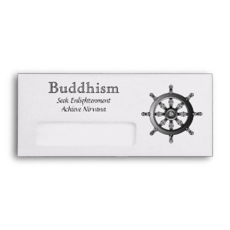 Buddhism - Envelopes