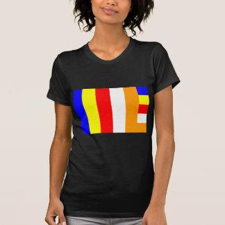 Buddhism Flag T Shirt