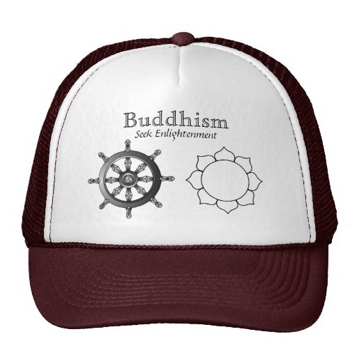Buddhism - Hat