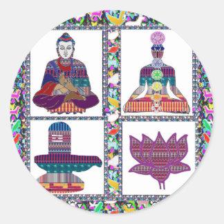 Buddhism los E E U U de la religión de la meditac