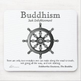 Buddhism - paso Mousepad